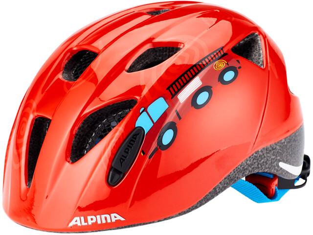Alpina Ximo Helm Kinder firefighter